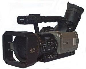 Cine vídeo cámara look cortometraje