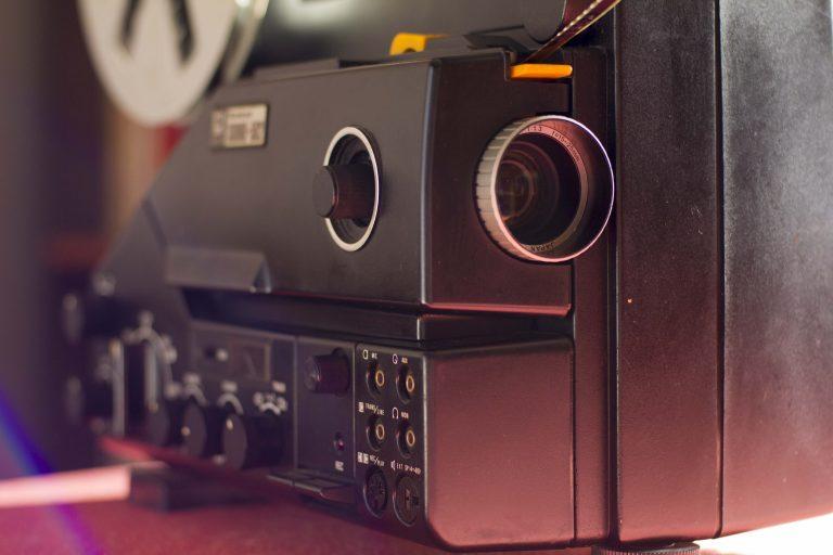 Super-8, cine, formato, proyector