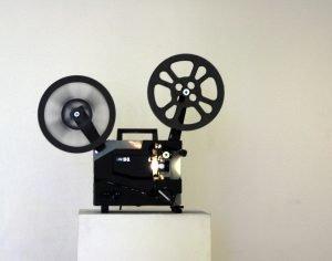 Cine fotografía vídeo sonido proyector