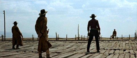 Morricone música cine Leone oeste western