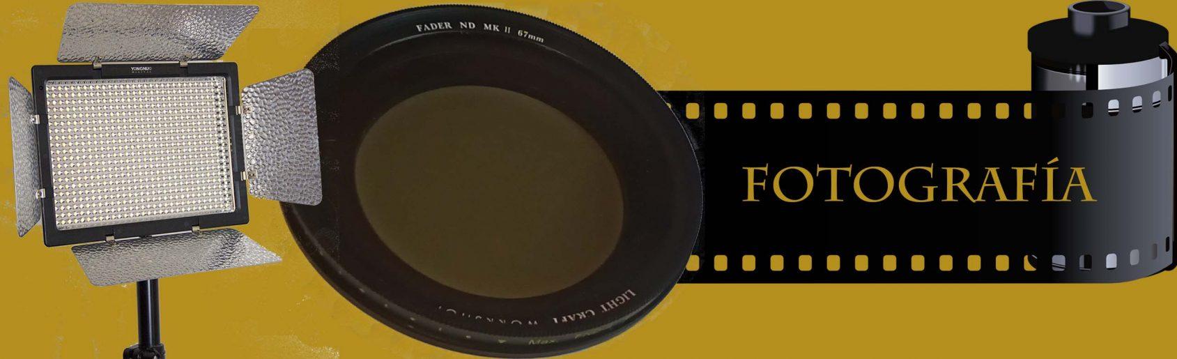 fotografía, cine